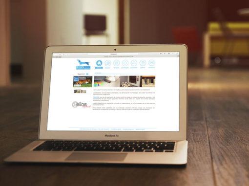 Página web Fisiodog