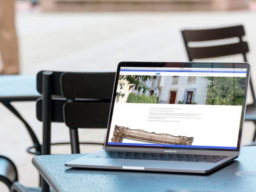Página Web Casa Rural La Pintora