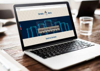 Página Web Cerveza Nurse
